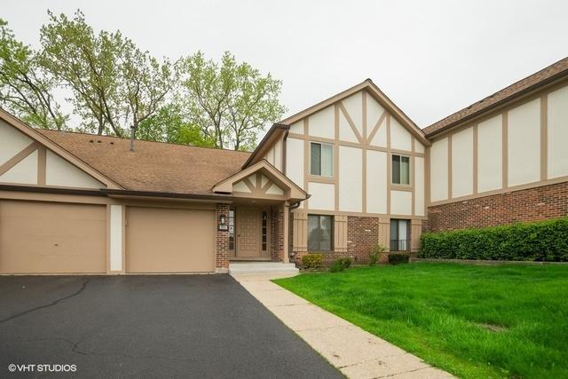 901 Knottingham Drive 2BL, Schaumburg, IL 60193 (MLS #10384445) :: Berkshire Hathaway HomeServices Snyder Real Estate