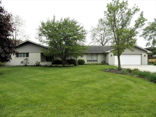 3106 Twin Oaks Drive, Joliet, IL 60435 (MLS #10384534) :: Ryan Dallas Real Estate