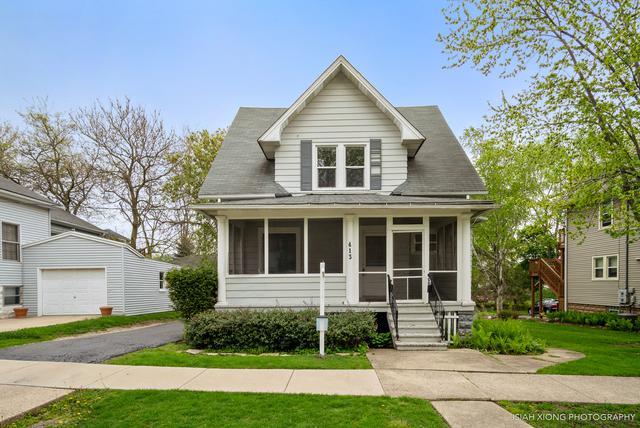 413 S Hale Street, Wheaton, IL 60187 (MLS #10384537) :: Lewke Partners