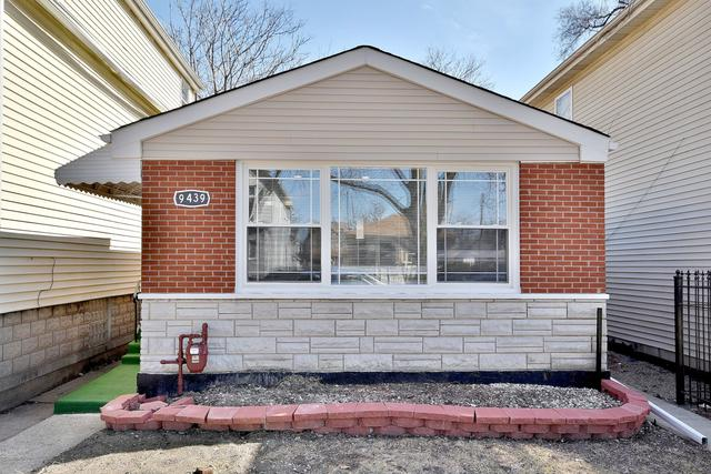 9439 S Champlain Avenue, Chicago, IL 60619 (MLS #10384560) :: Berkshire Hathaway HomeServices Snyder Real Estate