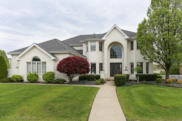 16001 Josef Drive, Homer Glen, IL 60491 (MLS #10384564) :: Berkshire Hathaway HomeServices Snyder Real Estate
