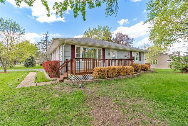 1845 N Marywood Avenue, Aurora, IL 60505 (MLS #10384600) :: Property Consultants Realty