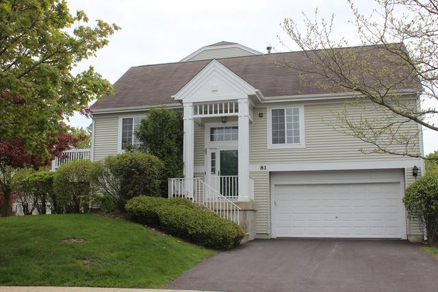 81 Cantal Court, Wheeling, IL 60090 (MLS #10384601) :: Helen Oliveri Real Estate