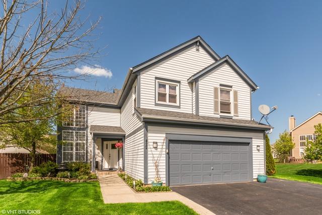 422 Belmont Lane, Bartlett, IL 60103 (MLS #10384603) :: Century 21 Affiliated