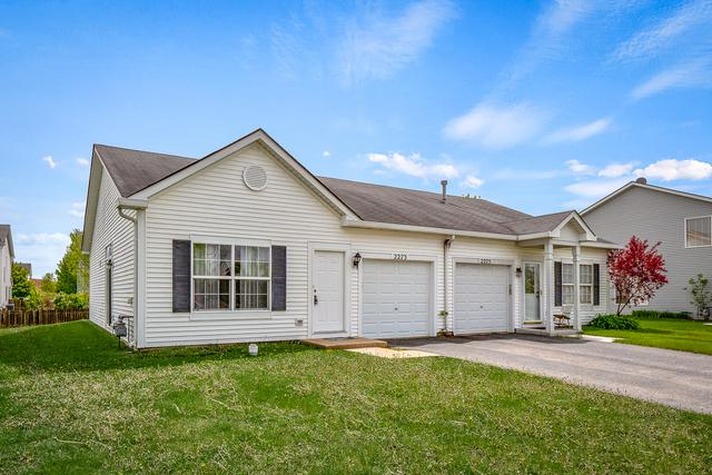 2273 Rebecca Circle, Montgomery, IL 60538 (MLS #10384618) :: Berkshire Hathaway HomeServices Snyder Real Estate