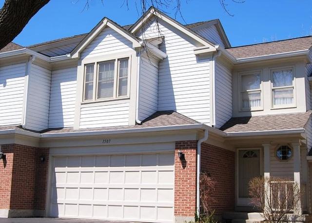 1507 Broadway Court, Wheeling, IL 60090 (MLS #10384621) :: Helen Oliveri Real Estate