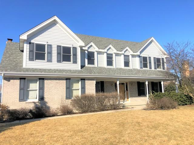 25W660 Prairie Rose Circle, Wheaton, IL 60188 (MLS #10384638) :: Berkshire Hathaway HomeServices Snyder Real Estate