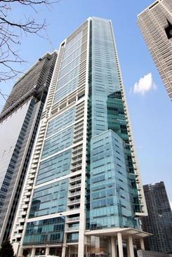 340 E Randolph Street #4206, Chicago, IL 60601 (MLS #10384656) :: Berkshire Hathaway HomeServices Snyder Real Estate