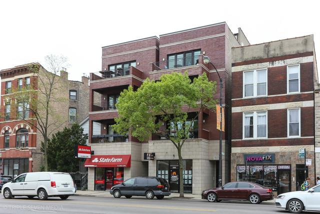 1925 W Chicago Avenue #2, Chicago, IL 60622 (MLS #10384675) :: Property Consultants Realty