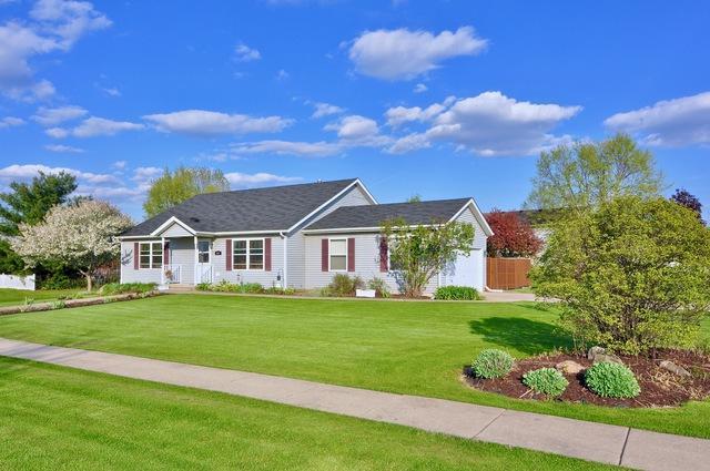 614 S Sandra Street, Kingston, IL 60145 (MLS #10384679) :: Property Consultants Realty