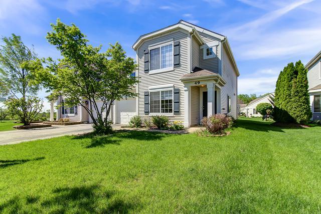 49 W Amberley Drive, Round Lake, IL 60073 (MLS #10384700) :: Baz Realty Network | Keller Williams Elite