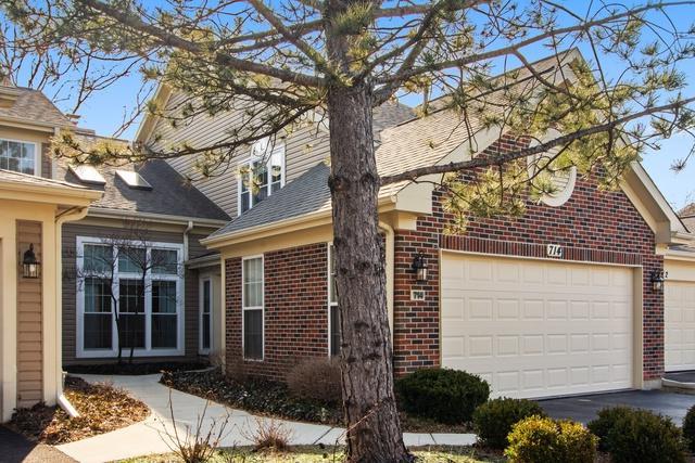 714 Clover Hill Court, Elk Grove Village, IL 60007 (MLS #10384710) :: Berkshire Hathaway HomeServices Snyder Real Estate