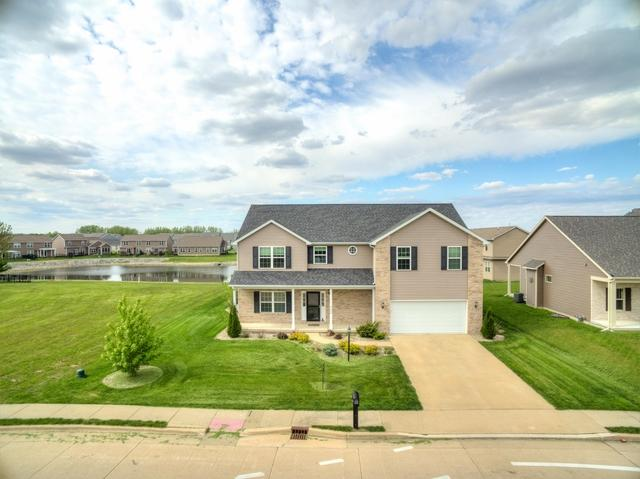 3064 E Stone Creek Boulevard, Urbana, IL 61802 (MLS #10384751) :: The Mattz Mega Group