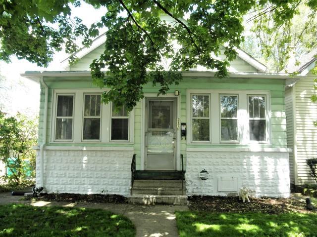 317 Marble Street, Joliet, IL 60435 (MLS #10384758) :: Lewke Partners