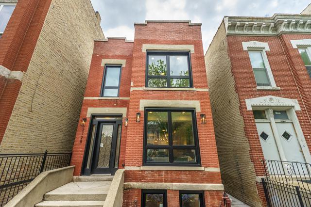 2728 W Haddon Avenue, Chicago, IL 60622 (MLS #10384777) :: Property Consultants Realty