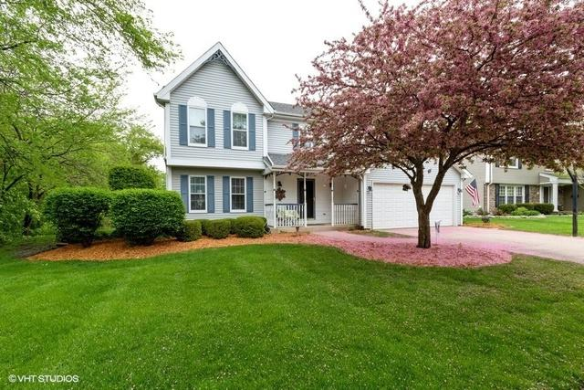 66 W Imperial Court, Palatine, IL 60067 (MLS #10384781) :: Helen Oliveri Real Estate