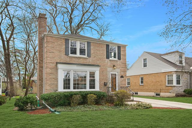 533 N Home Avenue, Park Ridge, IL 60068 (MLS #10384856) :: Berkshire Hathaway HomeServices Snyder Real Estate