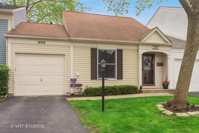 1469 N Gatewood Avenue, Palatine, IL 60067 (MLS #10384859) :: Helen Oliveri Real Estate
