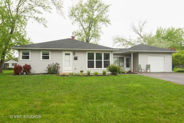 2704 Sigwalt Street, Rolling Meadows, IL 60008 (MLS #10384861) :: Berkshire Hathaway HomeServices Snyder Real Estate