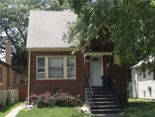 12110 S Emerald Avenue, Chicago, IL 60628 (MLS #10384878) :: Berkshire Hathaway HomeServices Snyder Real Estate