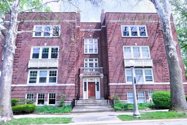 706 S Coler Avenue #6, Urbana, IL 61801 (MLS #10384903) :: The Mattz Mega Group