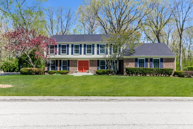 48 Kings Cross Drive, Lincolnshire, IL 60069 (MLS #10384924) :: Helen Oliveri Real Estate