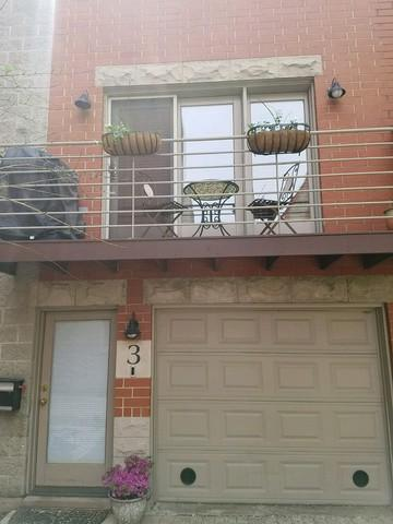 860 N Elston Avenue #3, Chicago, IL 60642 (MLS #10384983) :: Property Consultants Realty
