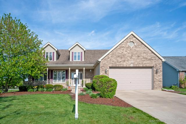 1828 Walsh Drive, Yorkville, IL 60560 (MLS #10385020) :: Berkshire Hathaway HomeServices Snyder Real Estate