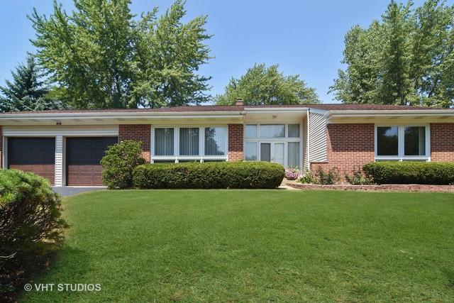 1048 W Skylark Drive, Palatine, IL 60067 (MLS #10385025) :: Helen Oliveri Real Estate