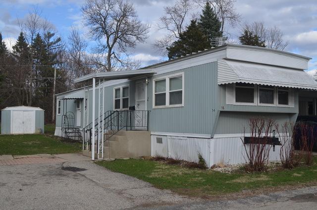 410 S Barrington Road #56, Wauconda, IL 60084 (MLS #10385070) :: Berkshire Hathaway HomeServices Snyder Real Estate