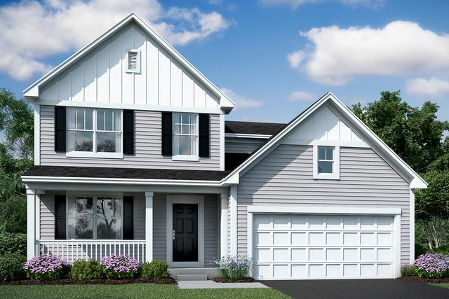 902 Rachel Lot #15 Court, Plano, IL 60545 (MLS #10385083) :: Berkshire Hathaway HomeServices Snyder Real Estate