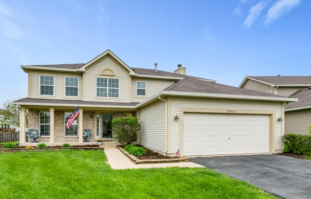 2922 Heather Lane, Montgomery, IL 60538 (MLS #10385085) :: Property Consultants Realty
