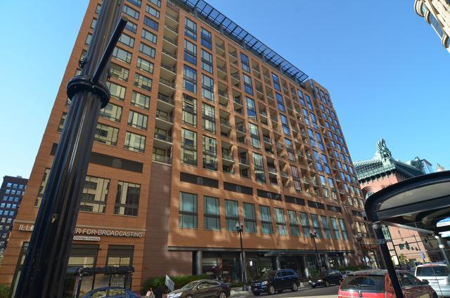 520 S State Street #706, Chicago, IL 60605 (MLS #10385093) :: Berkshire Hathaway HomeServices Snyder Real Estate