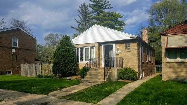 14133 S Clark Street, Riverdale, IL 60827 (MLS #10385114) :: Berkshire Hathaway HomeServices Snyder Real Estate