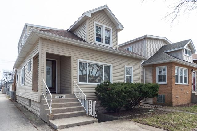 4345 N Meade Avenue, Chicago, IL 60634 (MLS #10385126) :: Berkshire Hathaway HomeServices Snyder Real Estate