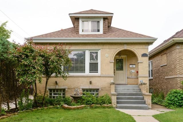 4614 N Lavergne Avenue, Chicago, IL 60630 (MLS #10385145) :: Berkshire Hathaway HomeServices Snyder Real Estate