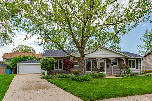 908 Grissom Trail, Elk Grove Village, IL 60007 (MLS #10385147) :: Property Consultants Realty