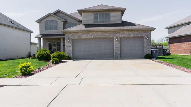 24484 Potomac Court, Crete, IL 60417 (MLS #10385171) :: Berkshire Hathaway HomeServices Snyder Real Estate