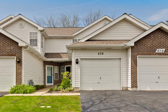 508 Woodhaven Drive, Mundelein, IL 60060 (MLS #10385205) :: Property Consultants Realty