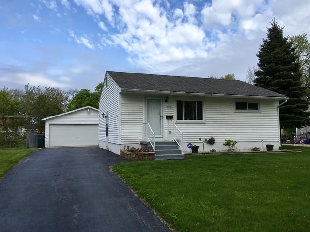 2019 Creek Road, Waukegan, IL 60087 (MLS #10385216) :: Berkshire Hathaway HomeServices Snyder Real Estate