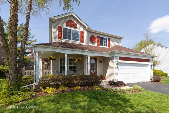 228 W Country Walk Drive, Round Lake Beach, IL 60073 (MLS #10385237) :: Berkshire Hathaway HomeServices Snyder Real Estate