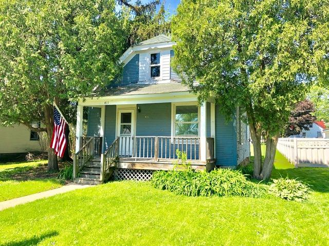 411 S Main Street, Grant Park, IL 60940 (MLS #10385263) :: Berkshire Hathaway HomeServices Snyder Real Estate