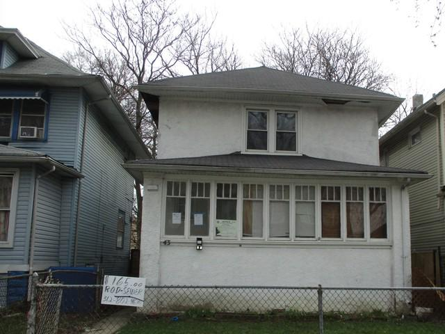 43 N Pine Avenue, Chicago, IL 60644 (MLS #10385265) :: Helen Oliveri Real Estate