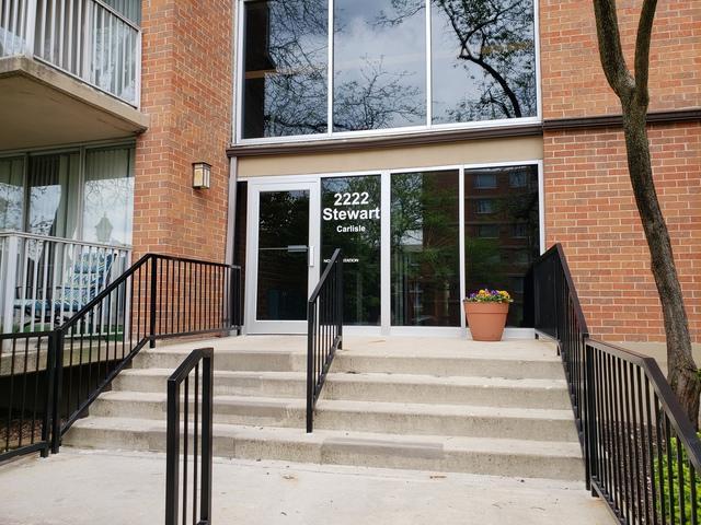 2222 S Stewart Avenue 1G, Lombard, IL 60148 (MLS #10385267) :: Lewke Partners
