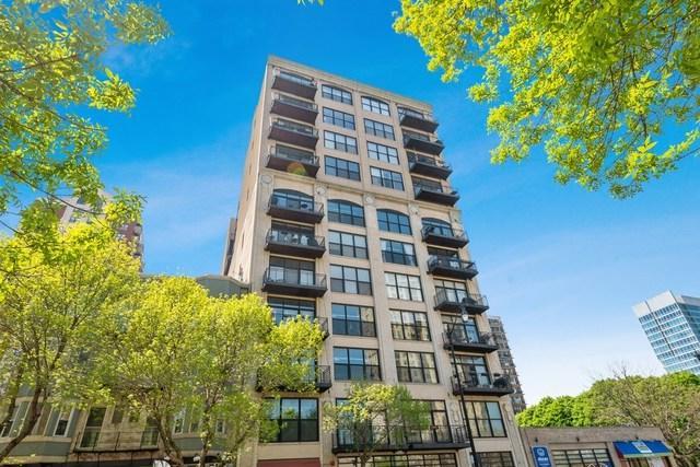 1516 S Wabash Avenue #307, Chicago, IL 60605 (MLS #10385281) :: Lewke Partners