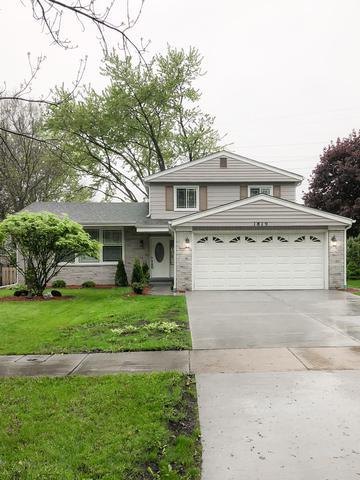 1819 E Boulder Drive, Mount Prospect, IL 60056 (MLS #10385295) :: Berkshire Hathaway HomeServices Snyder Real Estate