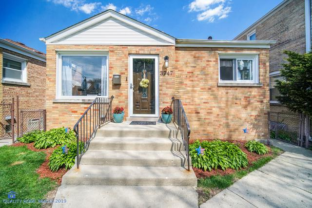 3747 N Pittsburgh Avenue, Chicago, IL 60634 (MLS #10385322) :: Berkshire Hathaway HomeServices Snyder Real Estate