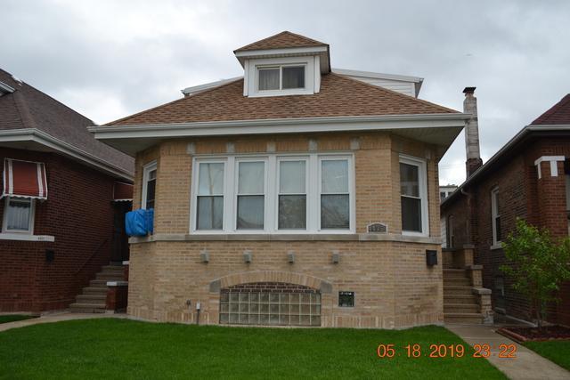 4435 S Trumbull Avenue, Chicago, IL 60632 (MLS #10385331) :: Century 21 Affiliated