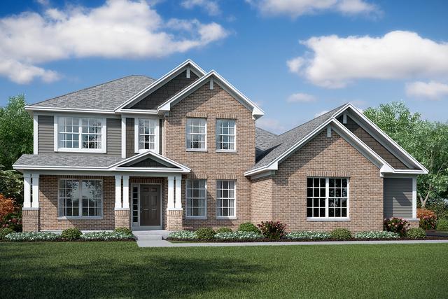 13630 Buchanan Lot#5 Drive, Lemont, IL 60439 (MLS #10385351) :: Berkshire Hathaway HomeServices Snyder Real Estate