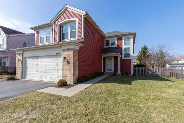 1368 Windsor Lane, Grayslake, IL 60030 (MLS #10385372) :: Berkshire Hathaway HomeServices Snyder Real Estate
